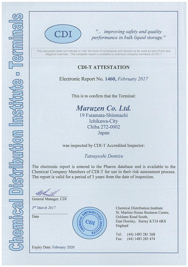 CDI-T 2017